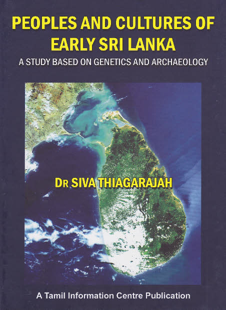 Peoples and Cultures of Early Sri Lanka - A Study Based on Genetics and Archaeology